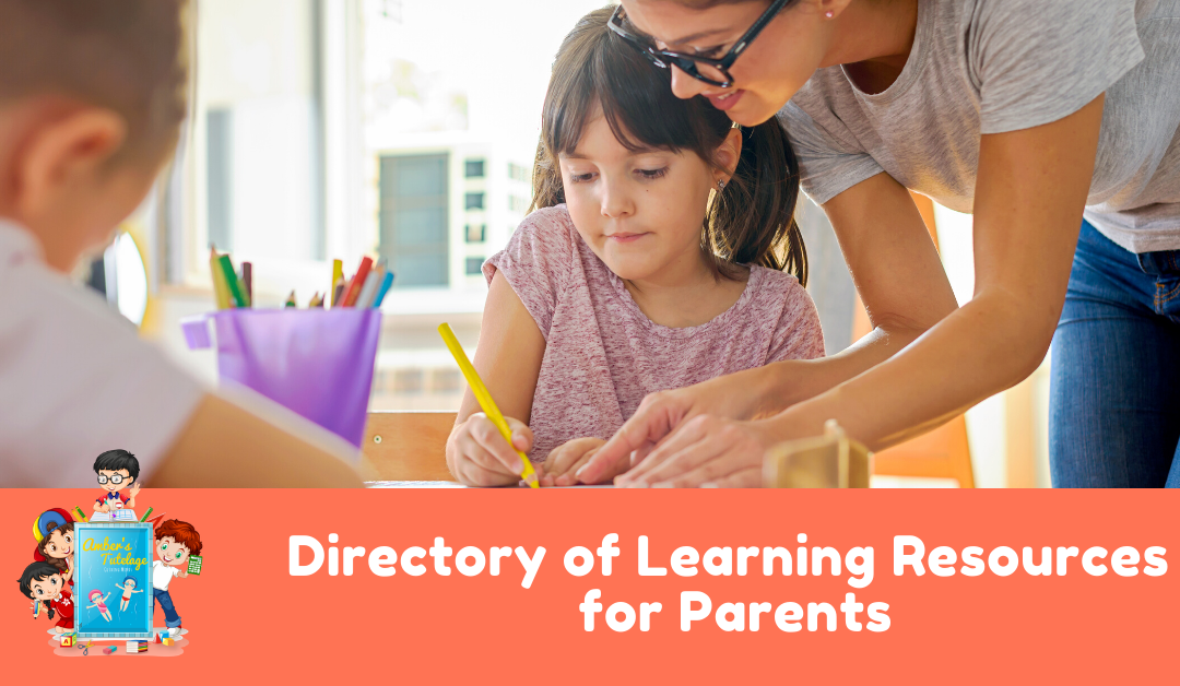 Amber's Directory of Learning Resources for Parents